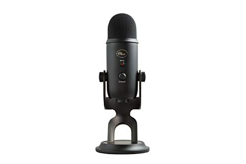 Best Overall: Blue Yeti USB Microphone