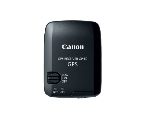 Canon GPS Receiver GP-E2 for XF205, XF200, XA25, XA20 Professional Camcorder