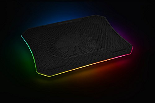 Best Cooling Pad for 17-inch+ Laptops: Thermaltake Massive 20 RGB