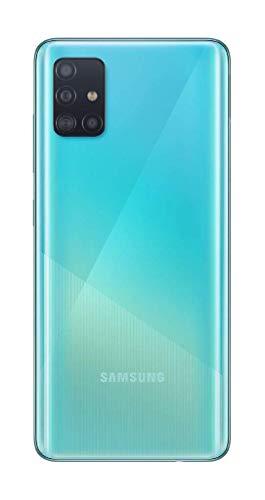 Samsung Galaxy A51 SM-A515U - 128GB - Prism Crush Blue (Unlocked) (Single SIM) (Renewed)