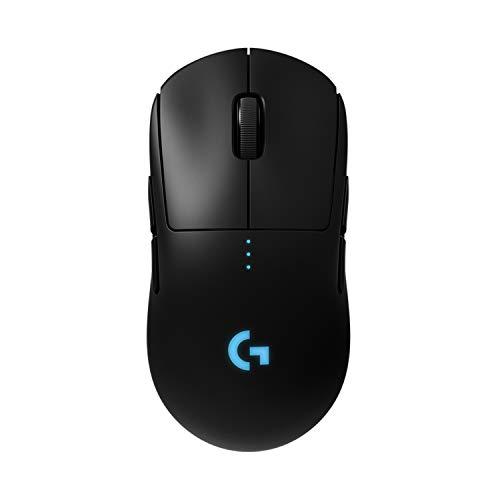 Best Wireless Gaming Mouse: Logitech G Pro Wireless