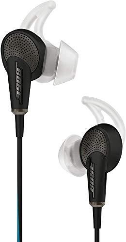 Best Wired Earbuds: Bose QuietComfort 20