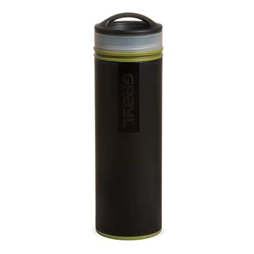 GRAYL Ultra Light Bottle/Purifier Bk