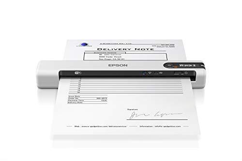 Best Portable Document Scanner: Epson DS-80W