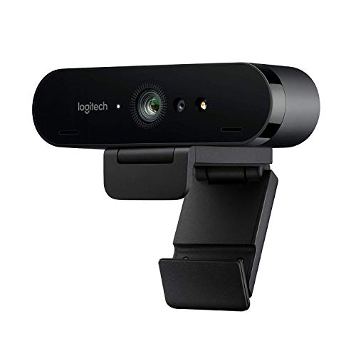 Best for High-Quality Video: Logitech Brio