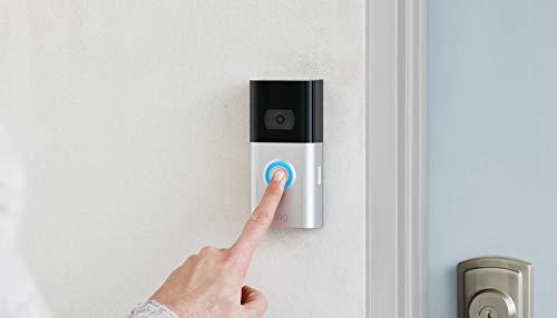 Best Wireless Doorbell Camera: Ring 3