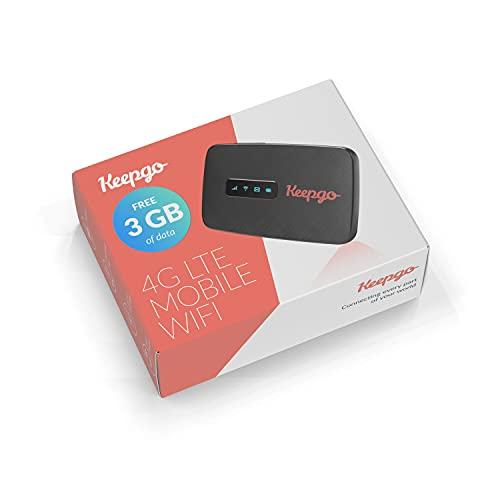 Best for Portability: Keepgo World Travel Wi-Fi Hotspot