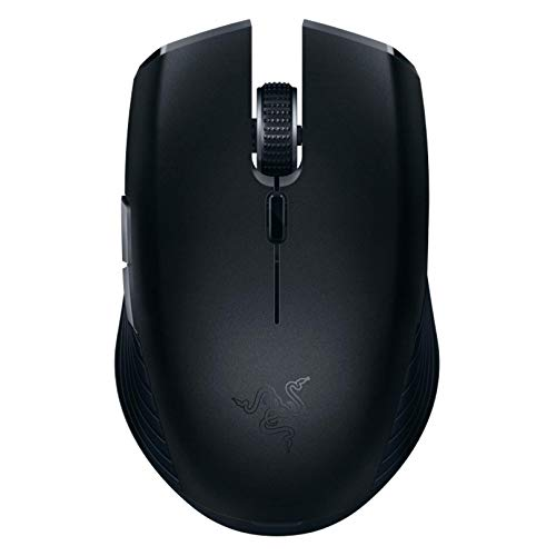 Razer Atheris Ambidextrous Wireless Mouse: 7200 DPI Optical Sensor - 350 Hr Battery Life - USB Wireless Receiver & Bluetooth Connection - Classic Black