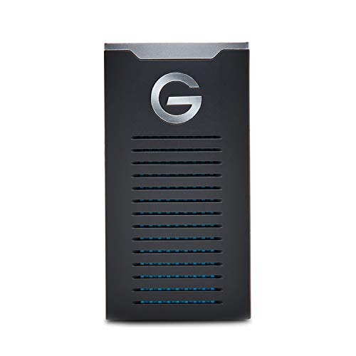Best for Taking a Beating (SSD):G-Tech G-DRIVE R