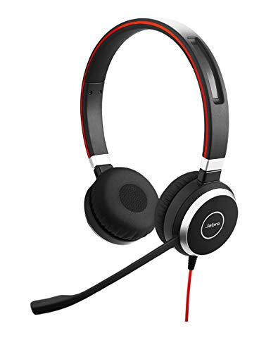 Best USB Headset for Work: Jabra Evolve 40