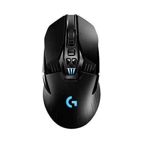 Best Gaming Mouse for Big Hands: Logitech G903 Lightspeed Wireless
