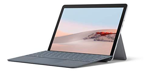 NEW Microsoft Surface Go 2 - 10.5' Touch-Screen - Intel Pentium - 8GB Memory - 128GB SSD - Wifi - Platinum (Latest Model)