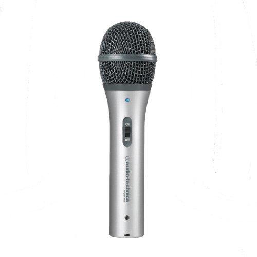 Audio-Technica ATR2100-USB Cardioid Microphone