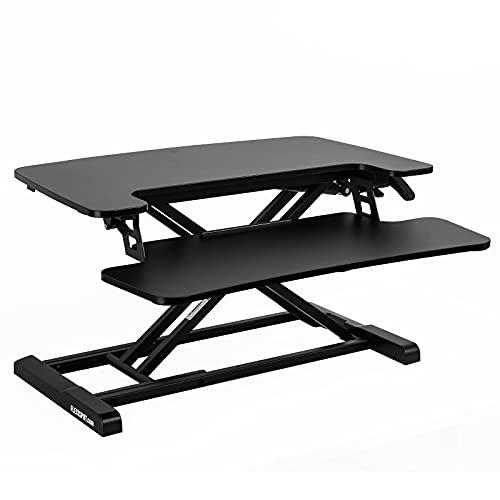Best Standing Desk Converter: FLEXISPOT Stand Up Desk Converter