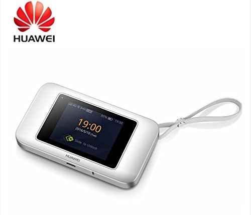 HUAWEI E5787Ph-67a (Unlocked) 4GX WiFi PRO Touch Screen Display Modem+Dual Antenna Port WT