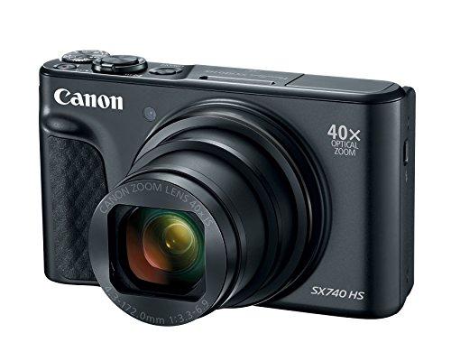 Best for the Budget Traveler: Canon PowerShot SX740 HS