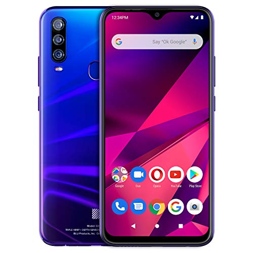 Best for Features: BLU G9 Pro