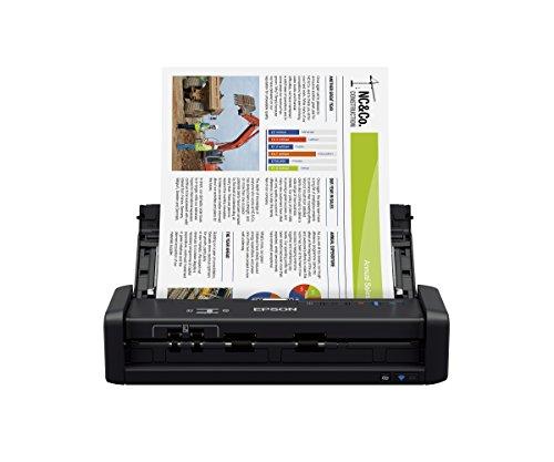 Best Portable Scanner: EPSON Workforce ES-300W