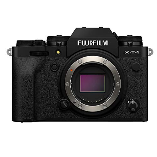 Best for the Semi-Pro Photographer: Fuji X-T4