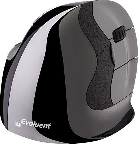 Best Vertical Mouse for Large Hands: Evoluent VMDLW