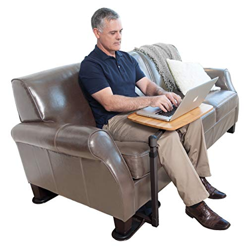Best Laptop Stand For a Couch: Able Life Swivel TV Tray Table