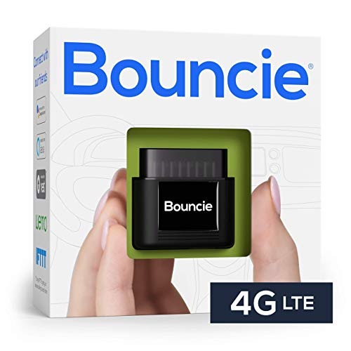 Best GPS Tracker for Cars: Bouncie 4G LTE GPS Car Tracker