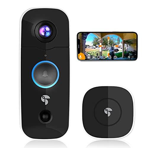 Best Affordable Doorbell Camera: Toucan Video Doorbell Camera