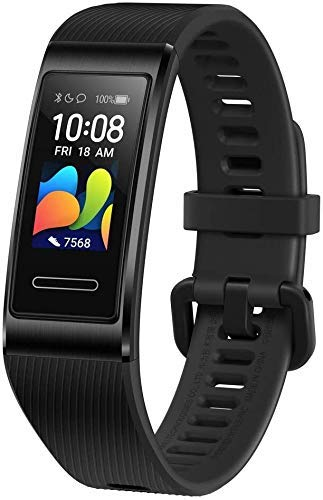 Best Fitness Tracker with Heart Rate Monitor: Huawei Band 4 Pro
