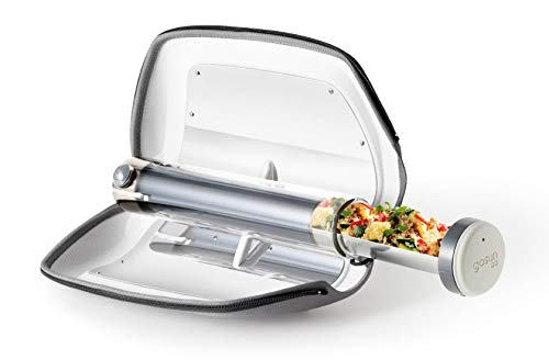 GOSUN Solar Oven Portable Stove - GoSun Go Camp Stove Solar Cooker   Camping Cookware & Survival Gear   Outdoor Oven & Solar Powered Camping Grill   Camping Stove & Sun Oven For Backpacking & Hiking