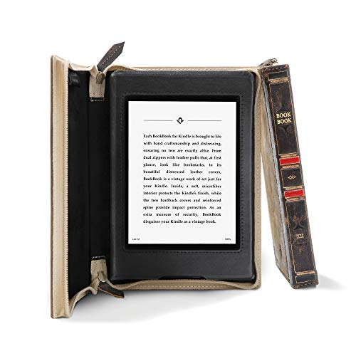 Best Full Protection Case: Twelve South BookBook for Kindle Paperwhite