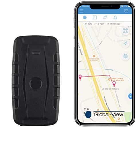 Best Magnetic GPS Tracker for Cars: Global-View Hidden Magnetic GPS Tracker