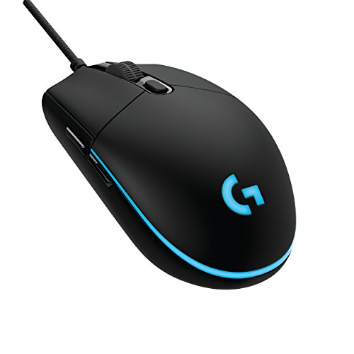 Best Gaming Mouse for Small Hands: Logitech G Pro Gaming FPS