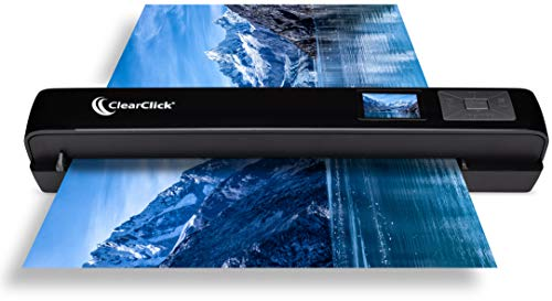 Best Portable Photo Scanner: ClearClick Photo Scanner