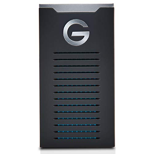 Best for Taking a Beating: G-Tech G-DRIVE R