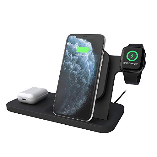 Best 3-in-1 Wireless Charger: Logitech Powered 3-in-1 Dock
