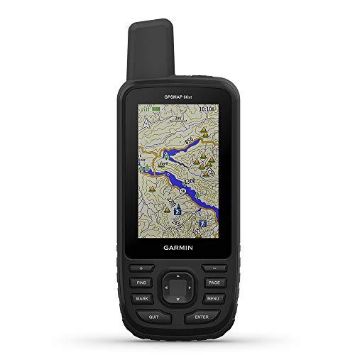 Best Handheld GPS: Garmin GPSMAP 66st