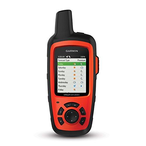 Best Handheld GPS for Off-Grid Travel: Garmin inReach Explorer+