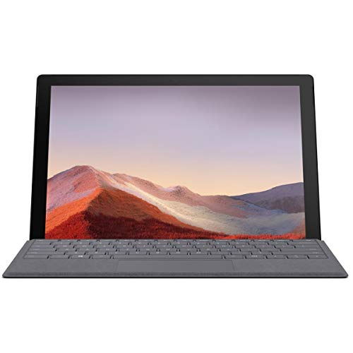 Microsoft Surface Pro 7 – 12.3' Touch-Screen - 10th Gen Intel Core i5 - 8GB Memory - 256GB SSD(Latest Model) – Matte Black (PUV-00016)