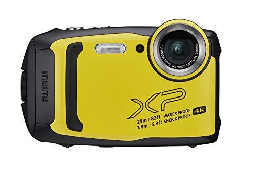Best Lightweight Waterproof Camera: Fujifilm FinePix XP140