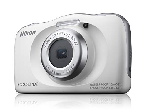 Best Underwater Camera for Families with Young Kids: Nikon COOLPIX W150