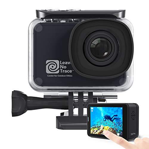 Best for Shooting 4K Video:AKASO V50 Pro SE