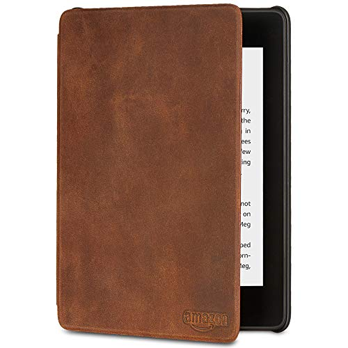 Best Leather Case: Amazon Kindle Paperwhite Premium Leather Cover