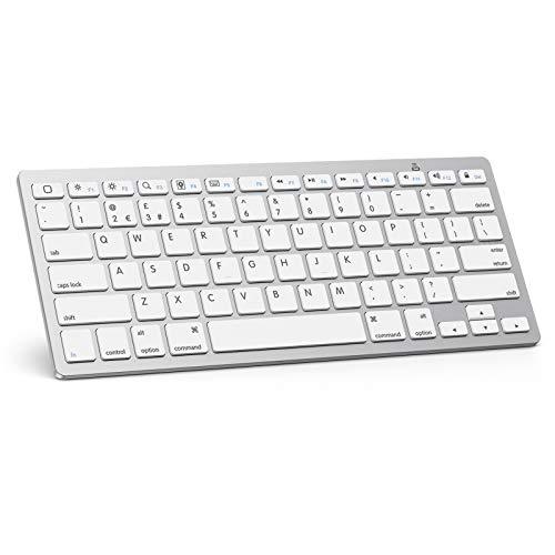 Best Budget Portable Keyboard: OMOTON Ultra-Slim Keyboard
