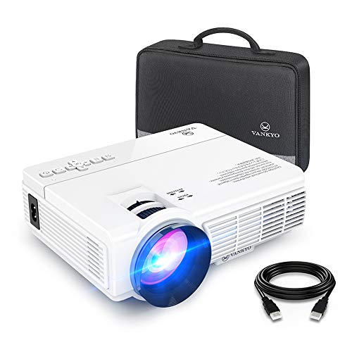 Best Mini Projector Under $100: VANKYO LEISURE 3
