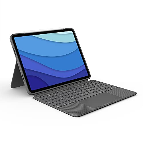 Best iPad Pro Keyboard Case with Trackpad: Logitech Combo Touch