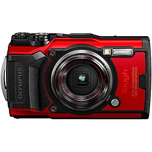 Best All-Round Underwater Camera: Olympus Tough TG6