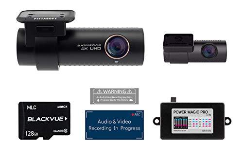 Best 4K Dash Cam: BlackVue DR900S