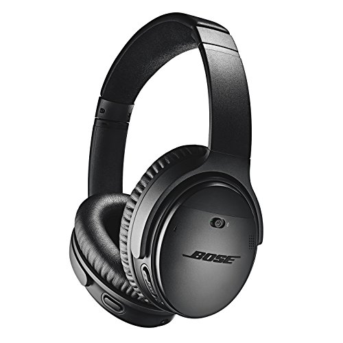 Runner-Up, Best Headphones: Bose QuietComfort 35 II