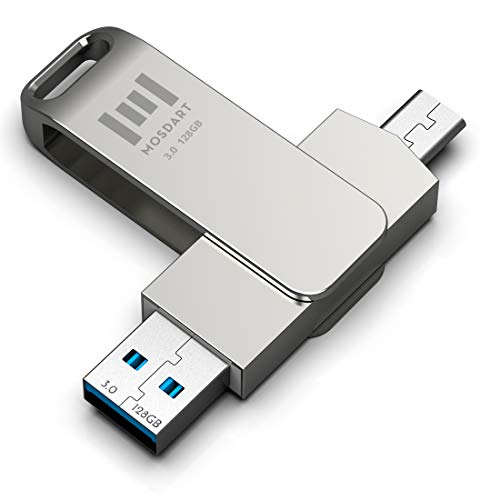 Best USB-C Flash Drive: MOSDART Type C Thumb Drive