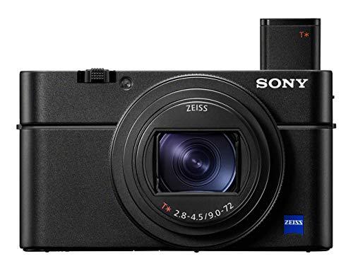 Best for Ultralight Travelers: Sony DSC-RX100 VII